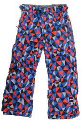 CHARGER PANT GEO PRINT